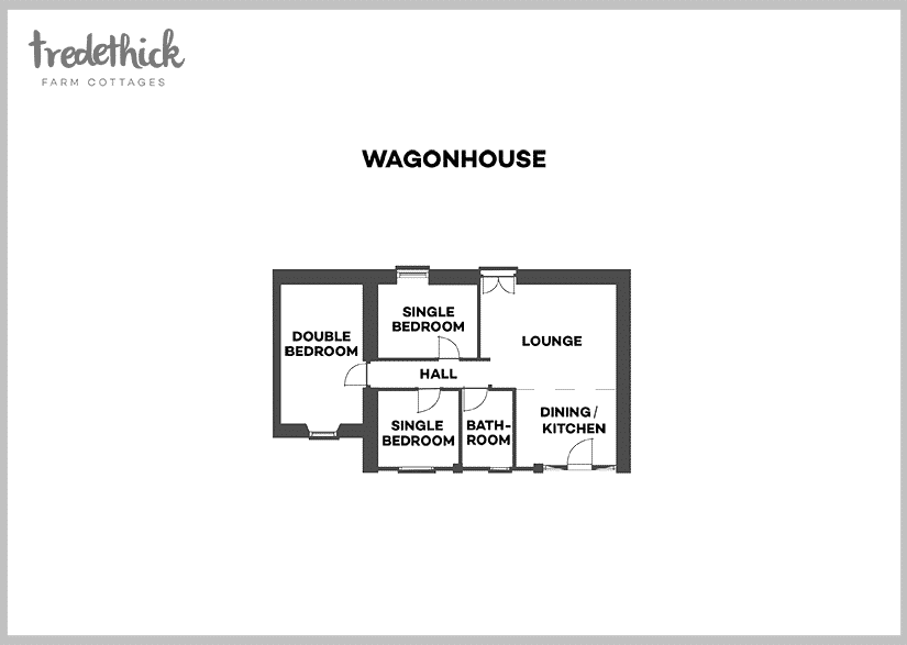 Wagonhouse layout