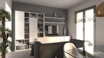 3D Renders - TREDI Interiors - E.AVAGNINA designer 7