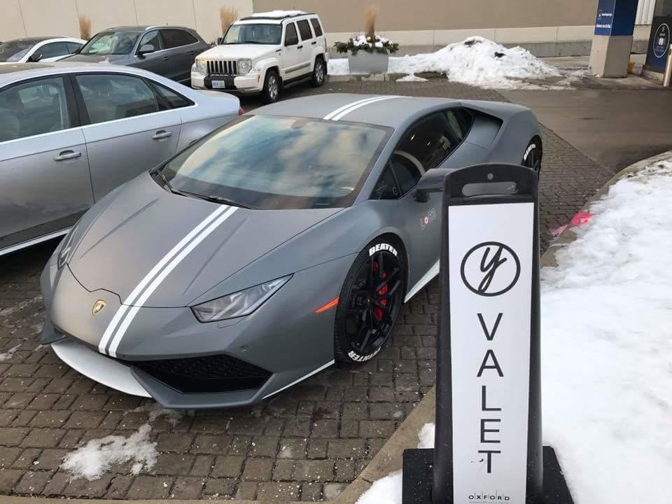 Lamborghini Huracan наклейки на шины