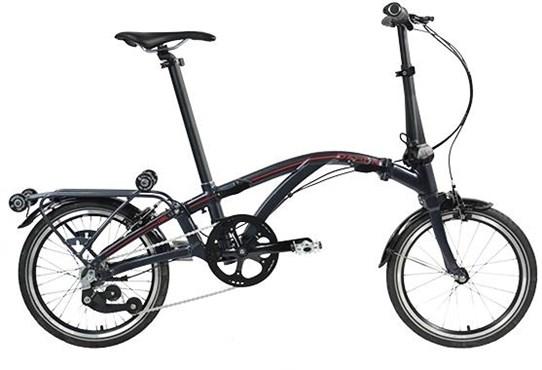 Dahon Curl I3 16w 2018   Tredz Bikes