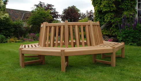 Wrap Around Tree Bench Instructions Free Download