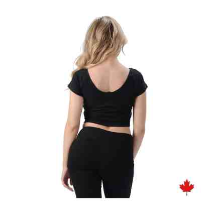 hemp crop top
