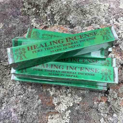 Tibetan green incense