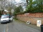 Brendan Tree Feller - Ivy Clearance Job - the Park, Nottingham - Photo 05 - at work