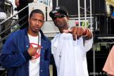J.Cast with Nick Cannon