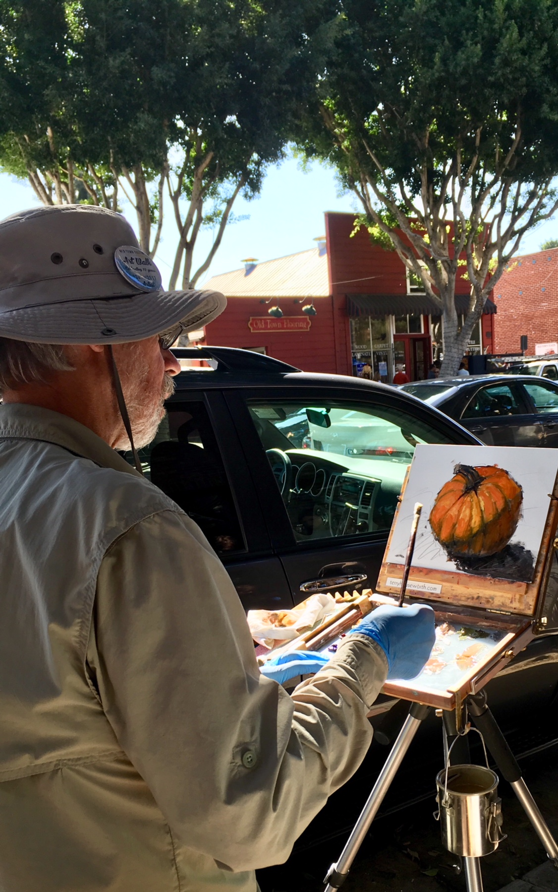 Tustin, California Art Walk: A Review in Pictures
