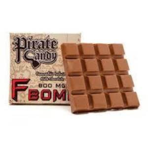 WTF Bomb 800MG Cannabis Infused Chocolate