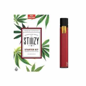 STIIIZY'S STARTER KIT- RED