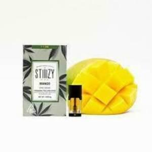 STIIIZY Mango 1:1 (CBD/THC) One Gram Premium THC POD
