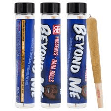 Haha Beyond Me Chocolate Chocolate Premium Pre-Roll (Future 20/20)