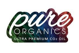 PURE ORGANICS 500MG BANANA KUSH (HYBRID) CARTRIDGE ULTRA PREMIUM CO2 OIL