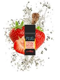 PLUG N PLAY EXOTICS STRAWBERRY CHAMPAGNE 1 GRAM PREMIUM THC POD