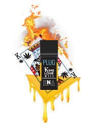 PLUG DNA: KING LOUIE XIII 1 GRAM PREMIUM THC POD