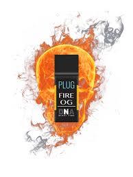 PLUG DNA: FIRE OG 1 GRAM PREMIUM THC POD