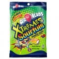 AIRHEADS XTREMES 500MG SOURFULS RAINBOW BERRY CANNABIS INFUSED