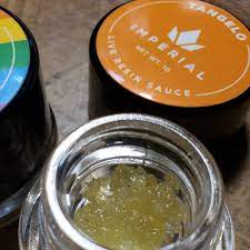 IMPERIAL EXTRACTS | TANGELO LIVE RESIN| FULL GRAM SAUCE