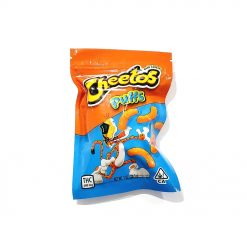 DEVOUR CHEETOS PUFFS 600MG CANNABIS INFUSED