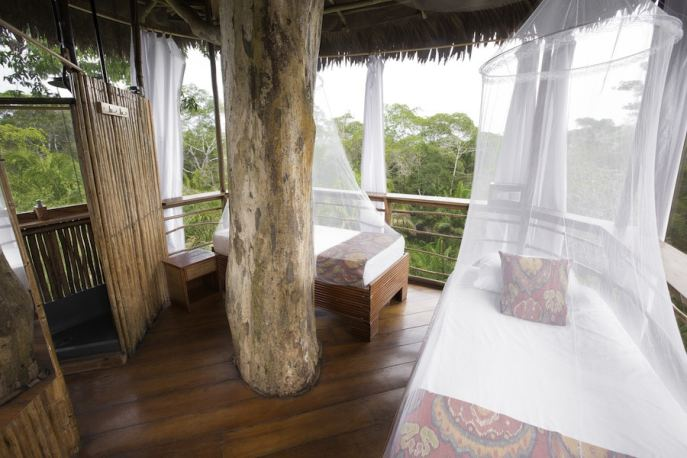 lodge in iquitos