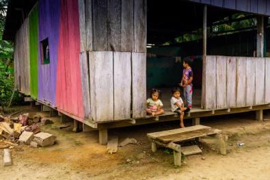 pobladores Puerto Miguel