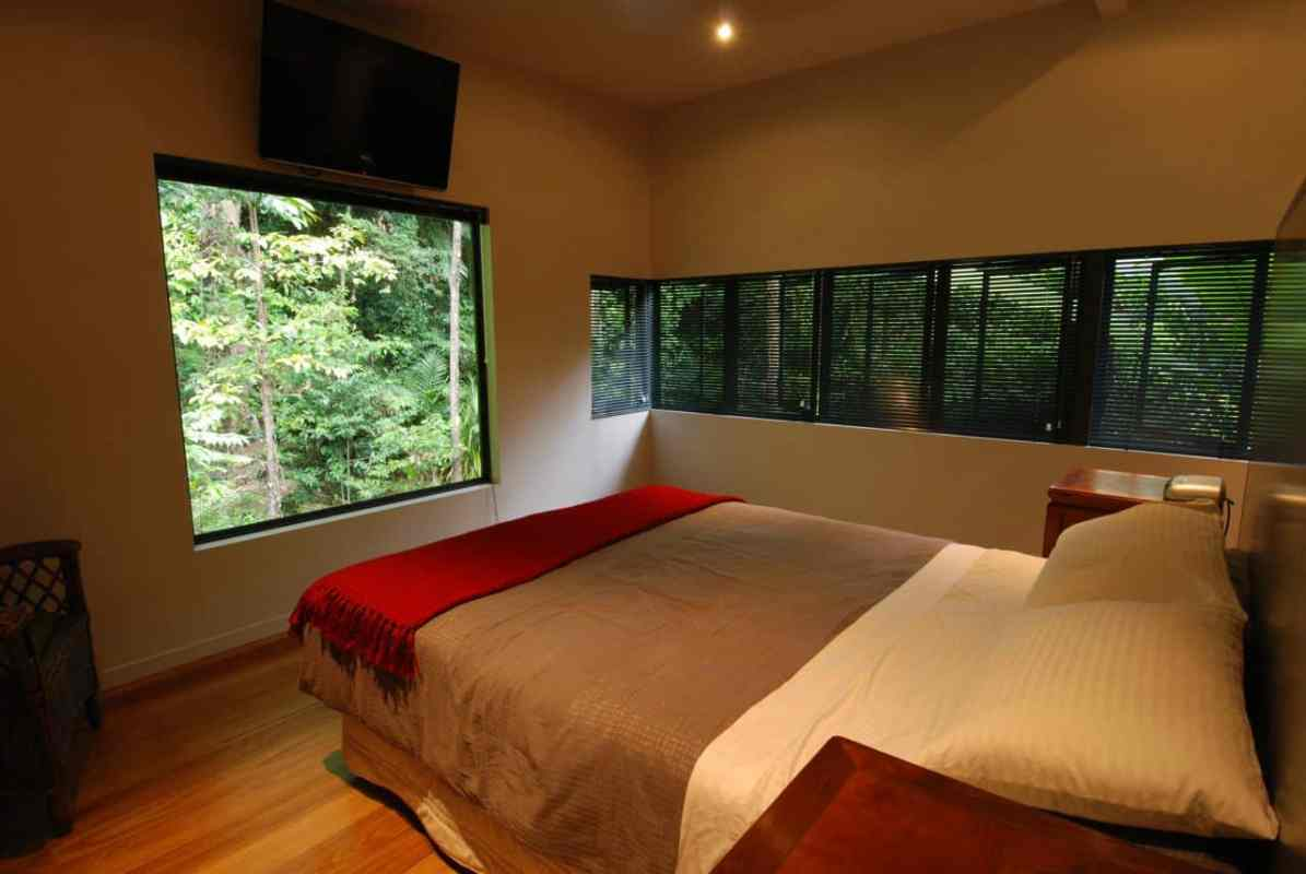 Treehouse in Australia: Hp TreeHouse - Treehouse map