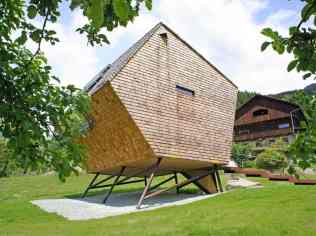 Ufogel Treehouse and Treehotel © Peter Jungmann-008
