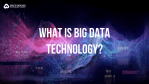 types of big data technology