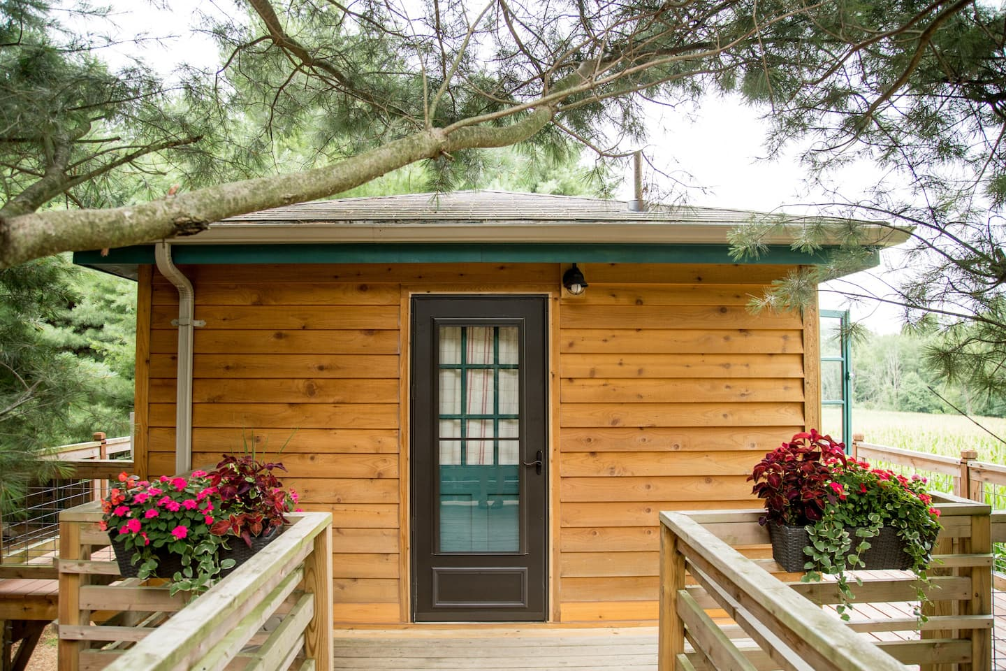 Outpost Treehouse Michigan Airbnb Rental