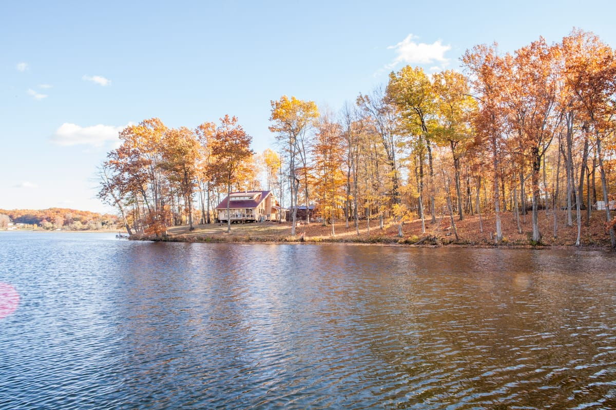 Private Island Rental Treehouse MichiganPrivate Island Rental Treehouse Michigan