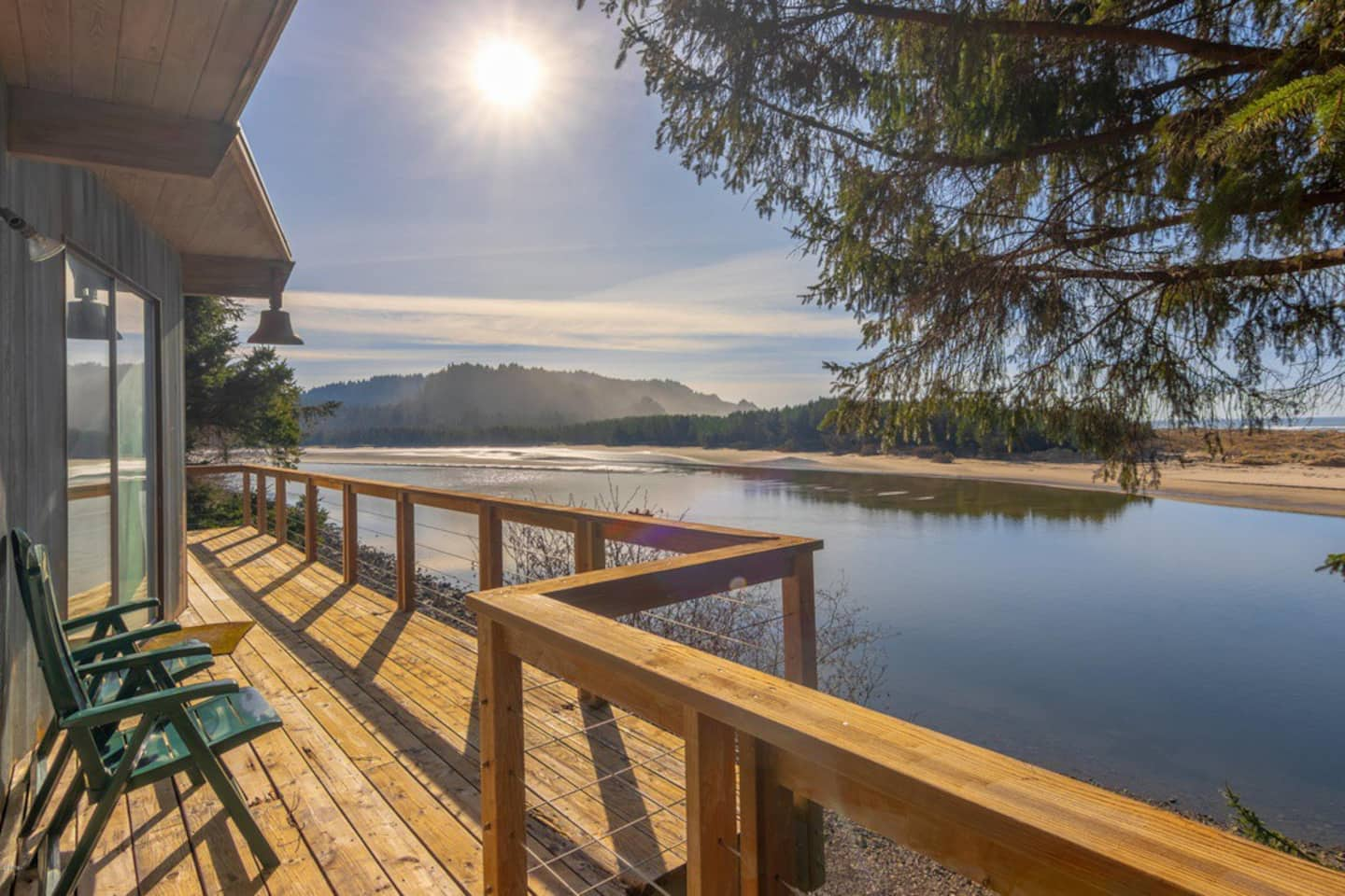 Savage Cabin Treehouse — Ocean and Estuary Nature Retreat