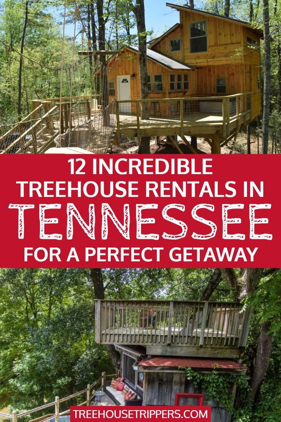 treehouse rentals tennesseetreehouse rentals tennessee