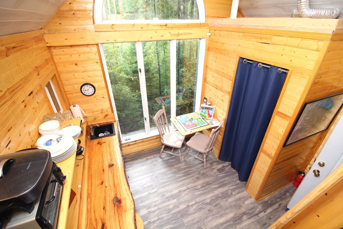 Eagles Nest Treehouse Kentucky Airbnb