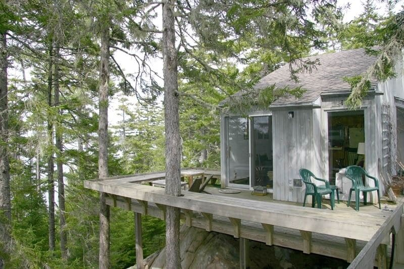 Treehouse Rentals in Maine