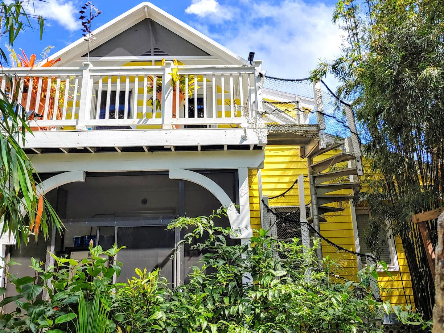 Treehouses in Florida North Island Fort Pierce