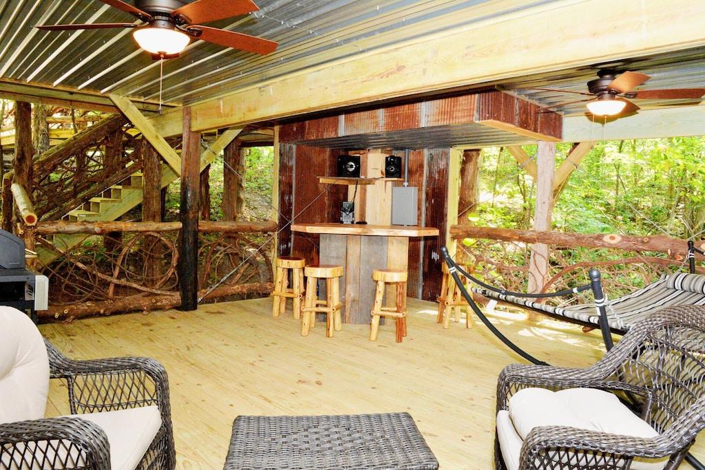 Cool Treehouse Rentals ArkansasCool Treehouse Rentals Arkansas