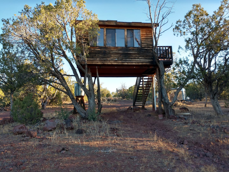 Dreams Come True Treehouse Rental Arizona