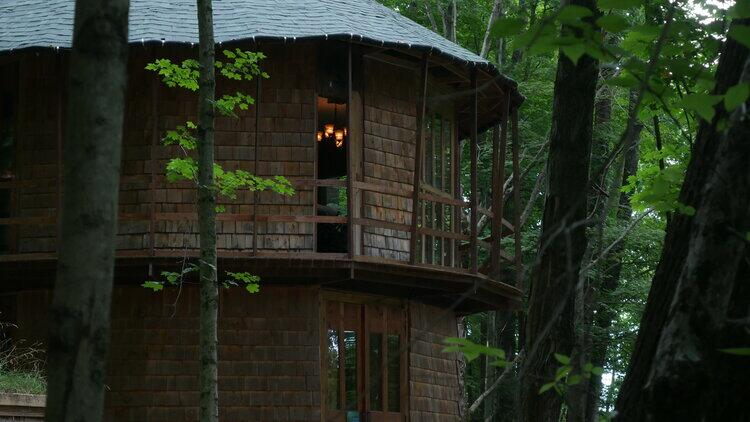 Lost River Treehouse Rental Indiana