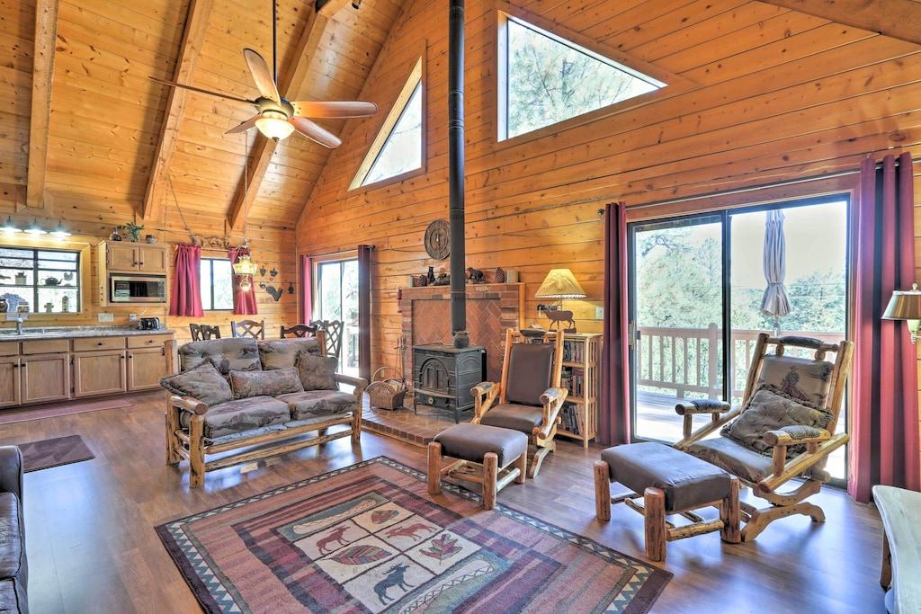 Luxury Tree House Rentals in Arizona