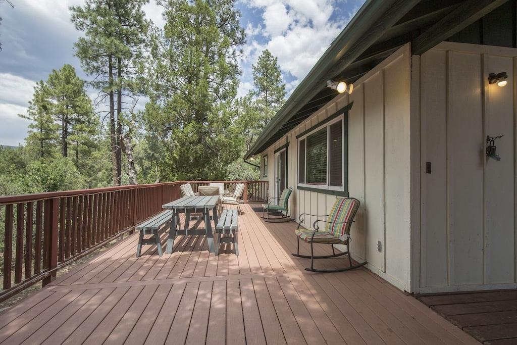 Treehouse Arizona Cabin