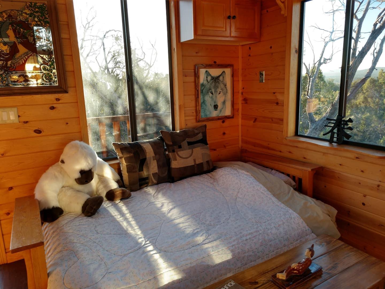 Treehouse Rentals in Arizona