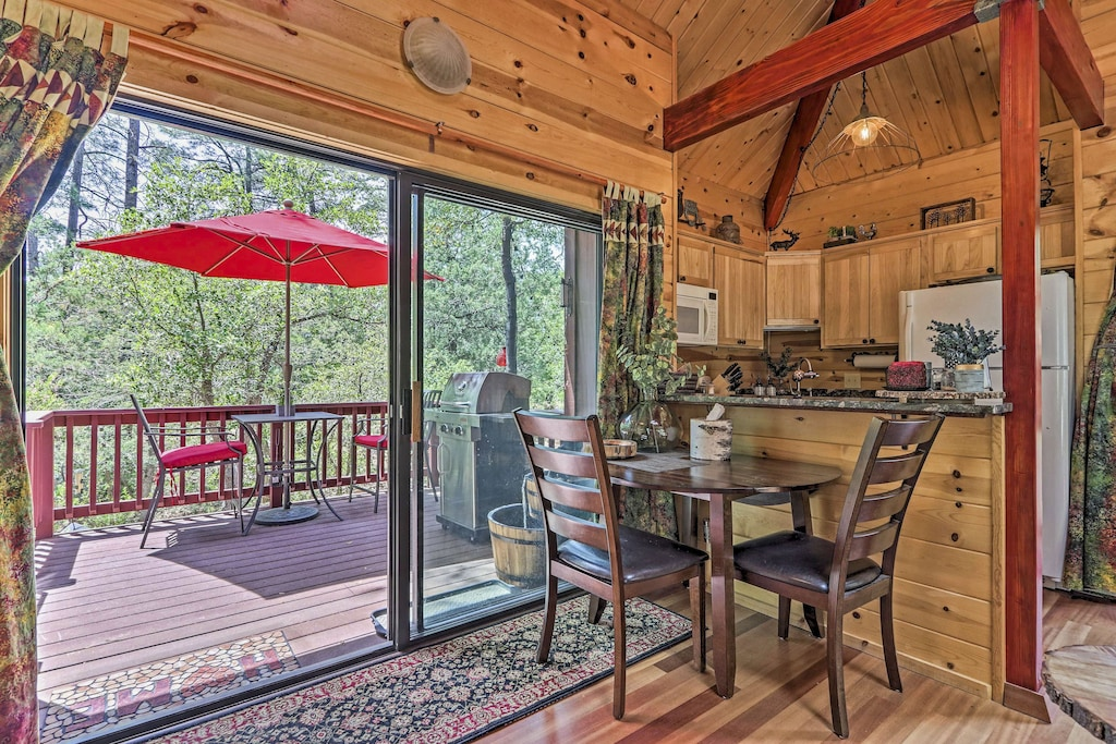cool treehouse rentals arizona