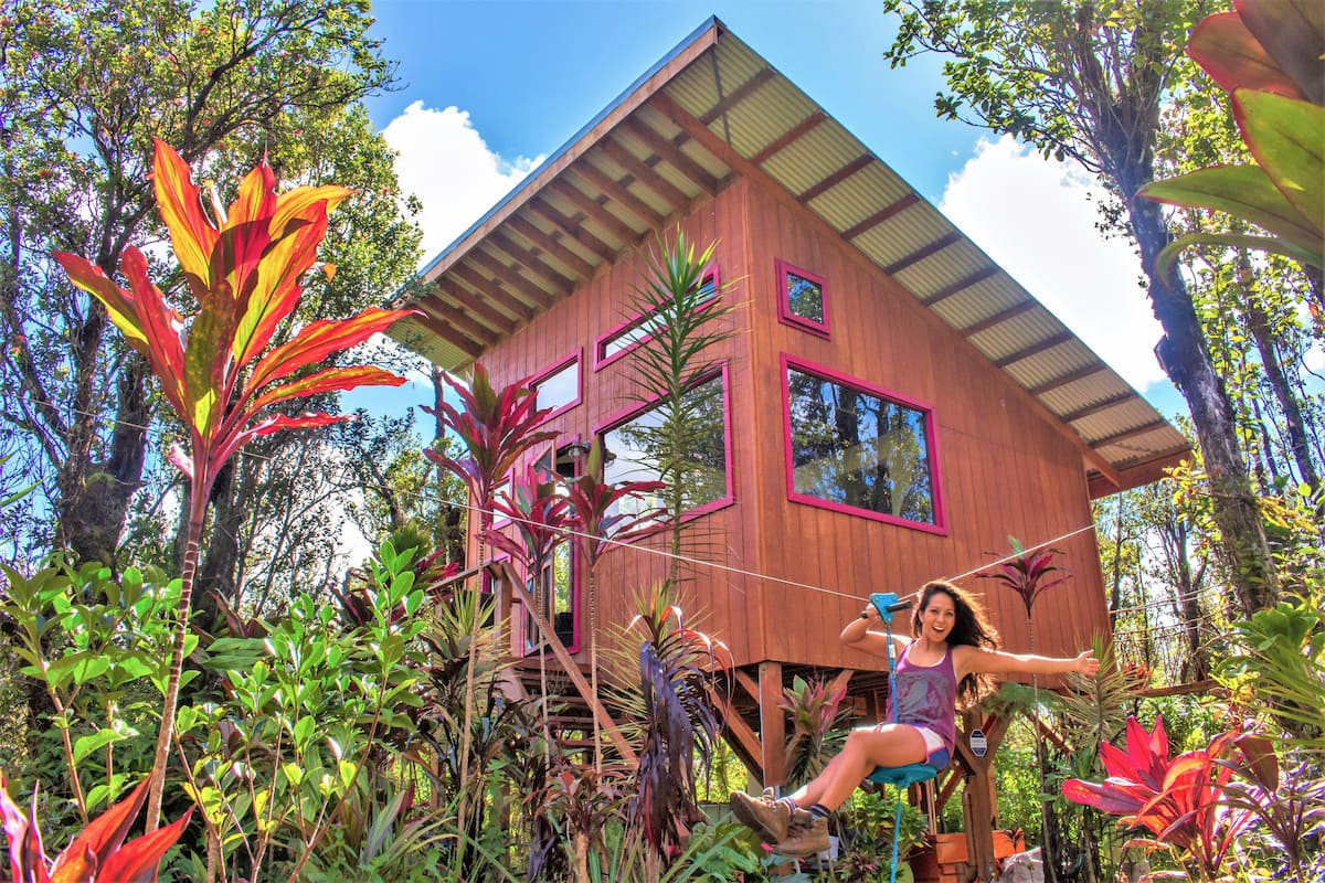Adventure Treehouse - As featured on HGTV