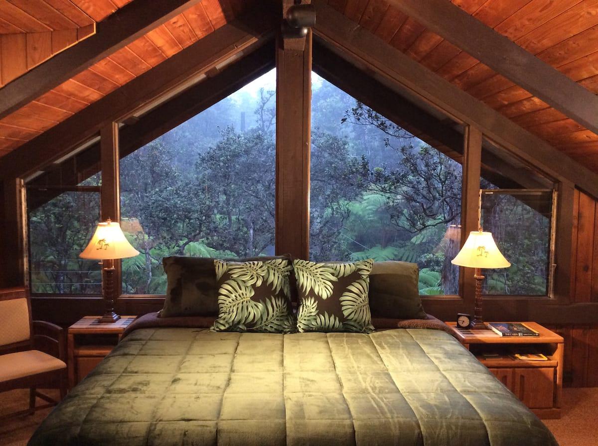Ao Lele Treehouse Rental Hawaii