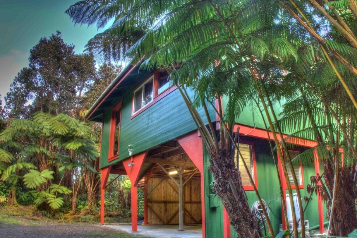 Treehouse Cottage Hawaii
