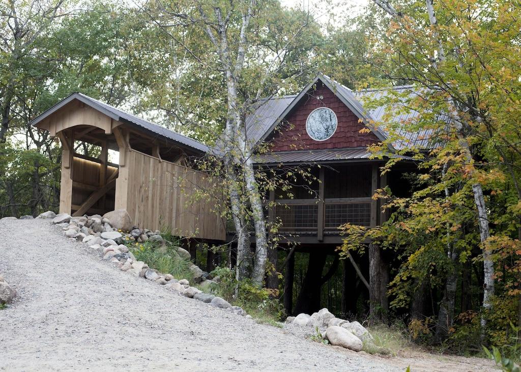 Treehouse Rental in Minnesota