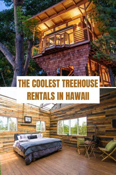 treehouse hawaii - pinterest