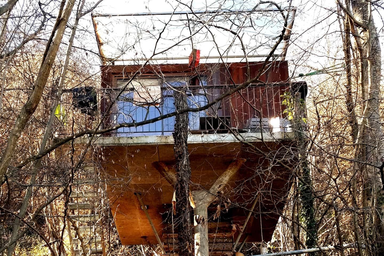 Cabanight Treehouse Airbnb France