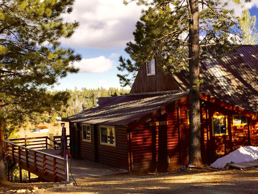 Log Cabin Utah