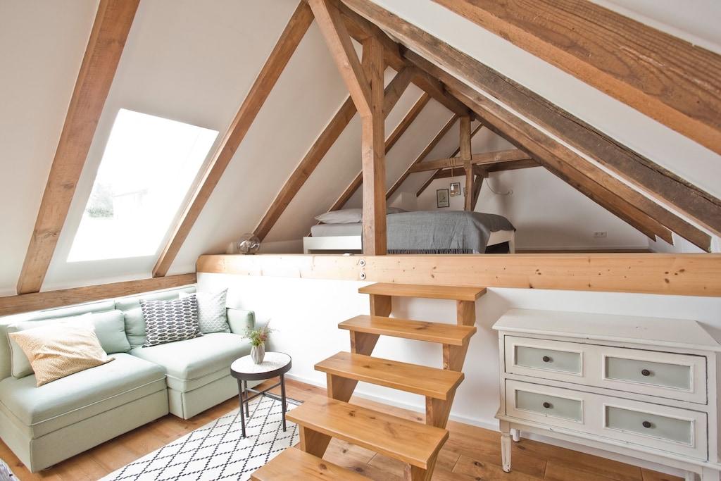 Treehouse Rentals in Germany Schorfheide Cottage