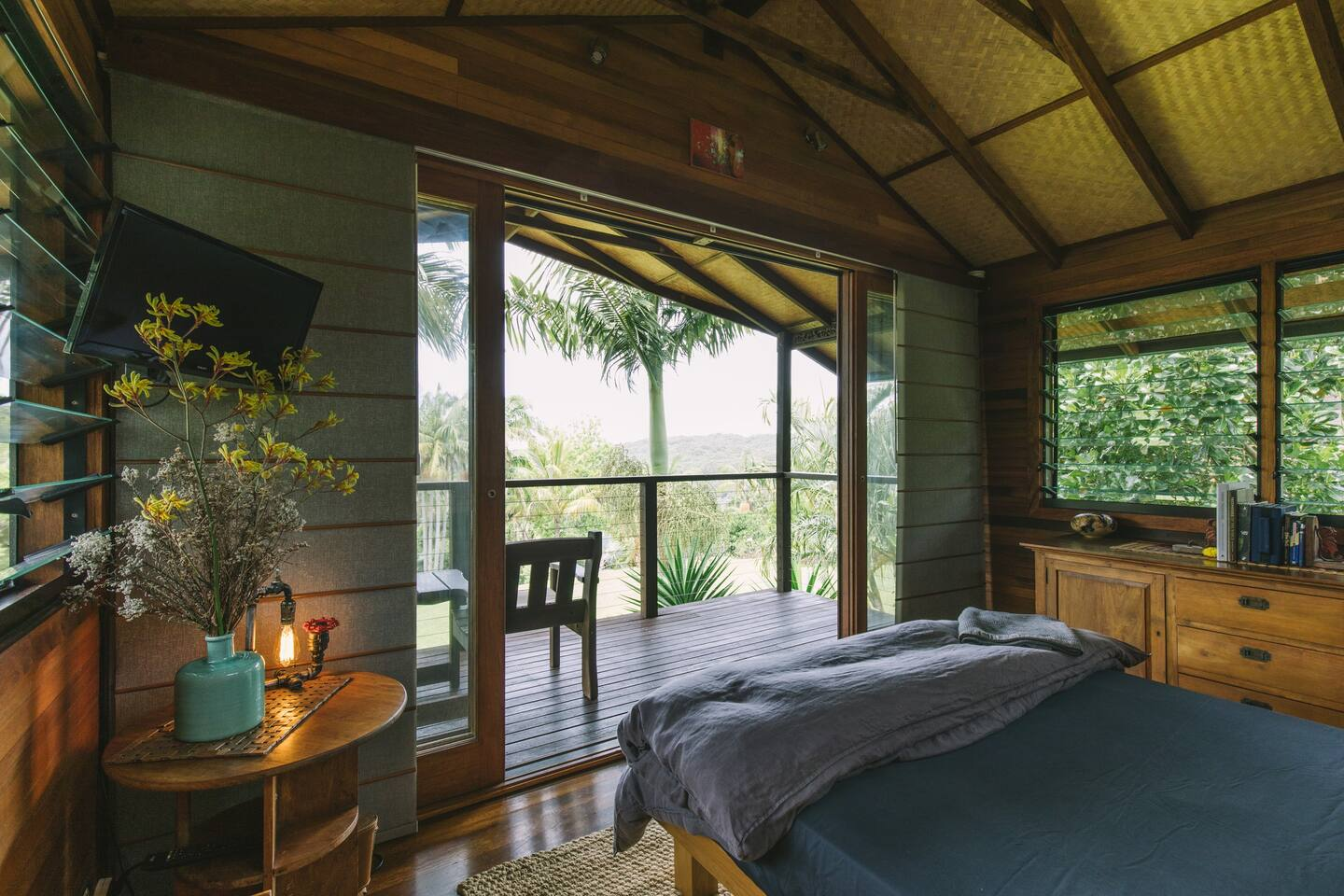 Bodhi Treehouse Airbnb NSW