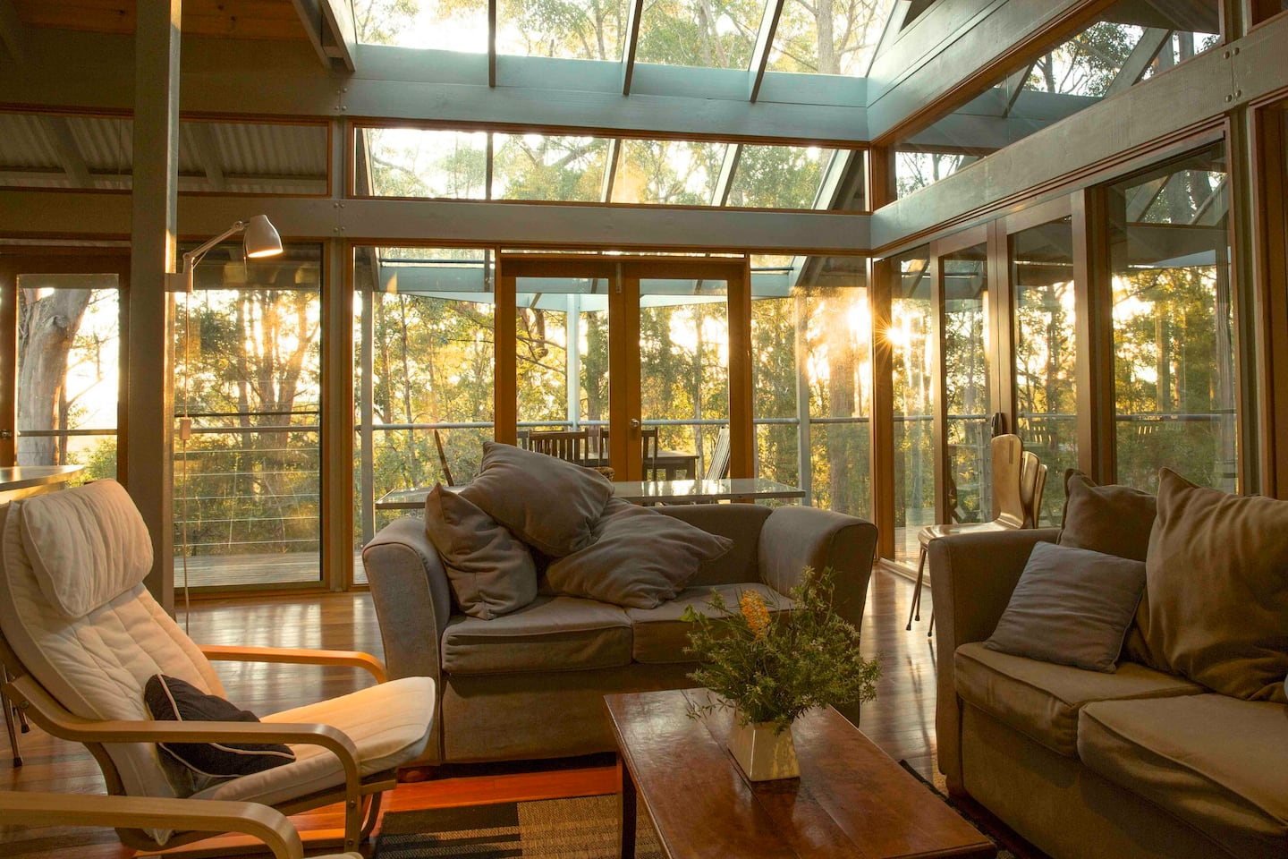 Bombah Point Eco Treehouse Airbnb